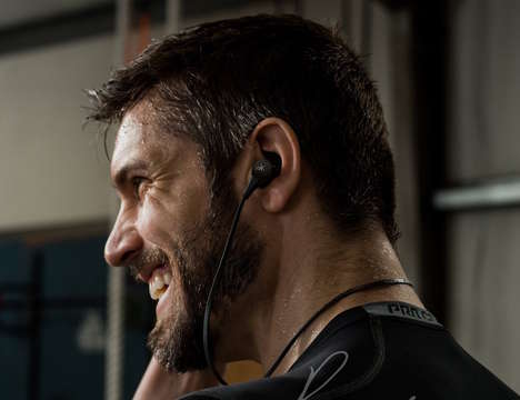 Athletic Wireless Headphones