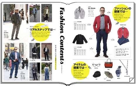 Plus-Sized Male Magazines