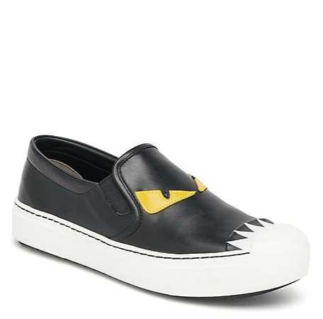 Monstrous Slip-On Sneakers