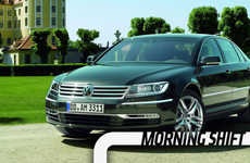 Next-Generation Electric Sedans - The New VW Phaeton Will Be an All-Electric, Long-Range Vehicle
