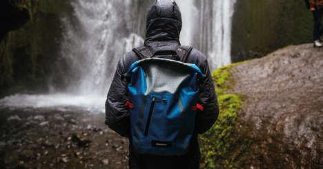 Air-Tight Waterproof Backpacks