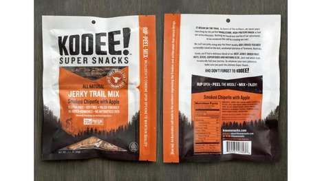Moisture-Control Jerky Packages