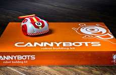 Robot Building Kits - Cannybots Enable Kids to Learn About Robotics and Engineering in a Fun Manner