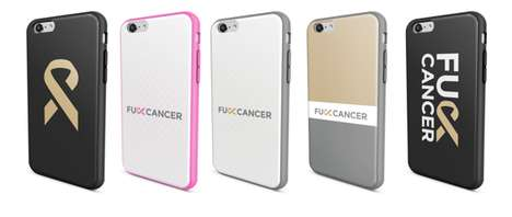 Cancer Awareness Smartphone Cases