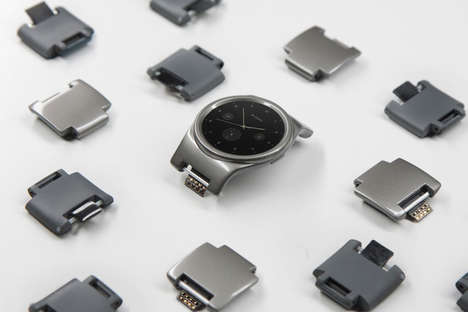 Groundbreaking Modular Smartwatches
