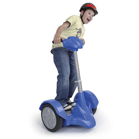 Kiddie Electric Standing Scooters