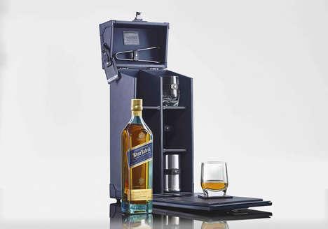 Sleek Whiskey Tastings Kits