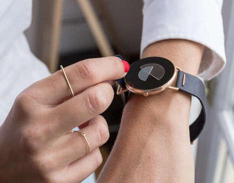Demure Feminine Smartwatches