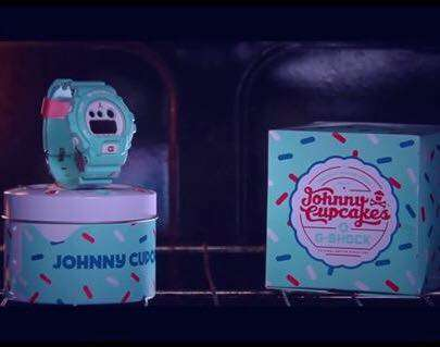 Cupcake-Inspired Watches