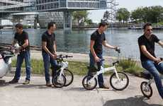 Expanding Electric Bicycles