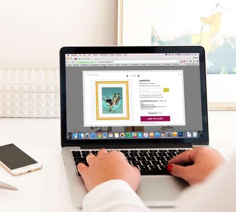 Poster Framing Websites