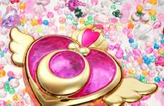 Sailor Scout Compact Mirrors