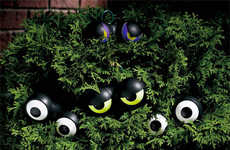 Flashing Eyeball Halloween Lights