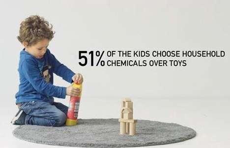 Chemical Awareness Baby PSAs
