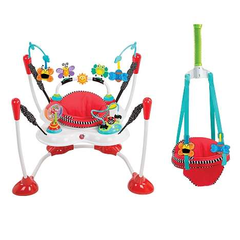 Two-Way Baby Bouncers