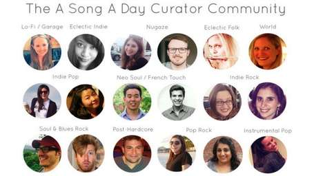 Crowdsourced Music Discovery Tools