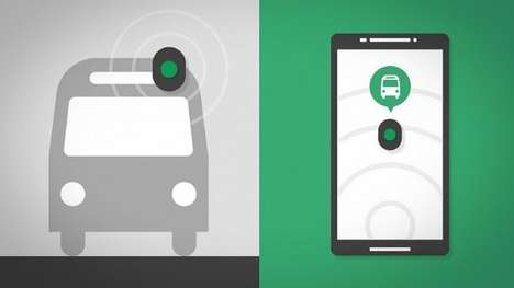 Public Transit Beacons - Google's Eddystone Revolutionizes Bus Technology in Portland