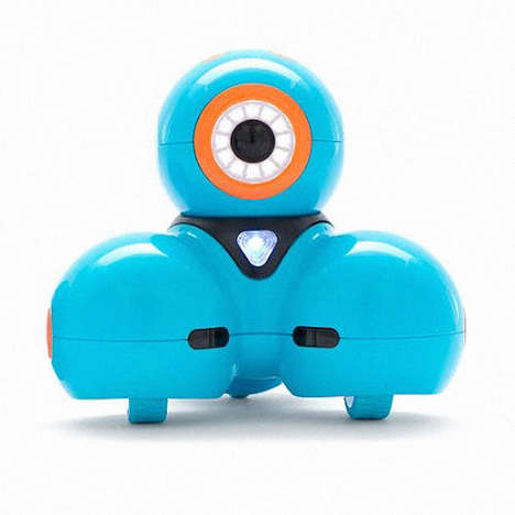Minion-Like Coding Robots