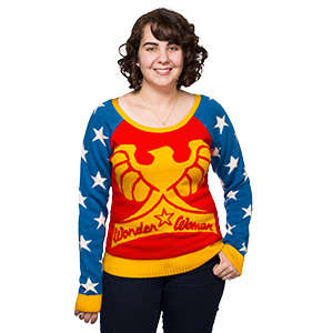 Knitted Heroine Sweaters