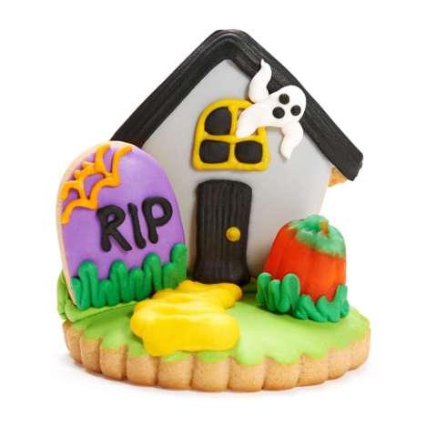 3D Halloween Cookies