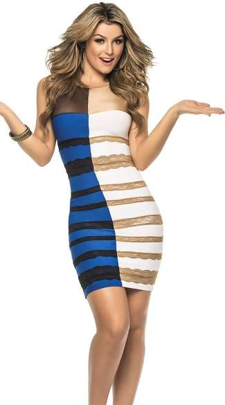 Controversial Dress Costumes