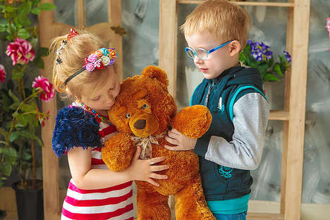 Tech-Integrated Teddy Bears - This Stuffed Animal is Powered by Artificial Intelligence