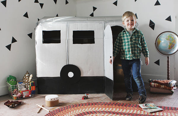 21 Examples of Crafty Children's Decor