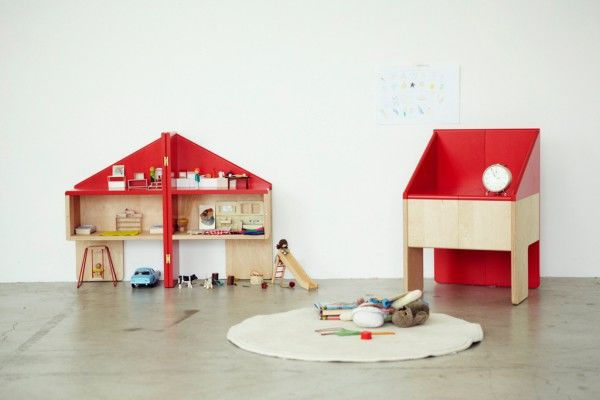 20 Multifunctional Children's Furnishings