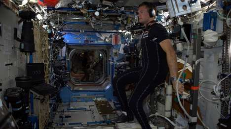 Spine-Saving Spacesuits