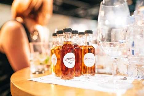 Social Media Rum Tastings