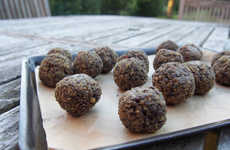 Vegetarian Lentil Meatballs - These Homemade Quinoa Balls are Ideal to Throw into Sauces