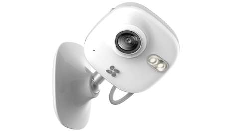 Motion-Sensitive Security Cameras