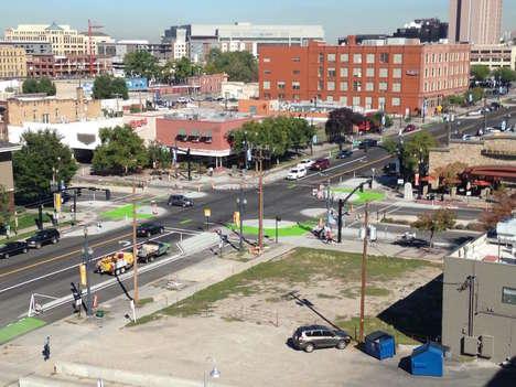 Bike Lane Extensions (UPDATE)