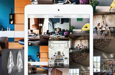 Shoppable Interior Design Apps - This Inspiration Platform Allows Users to Purchase What They See