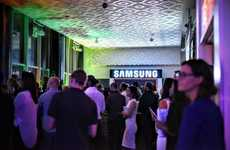 Tablet Tiff Parties - The Samsung Galaxy Tab S2 Opening Night Celebrates Emerging Directors
