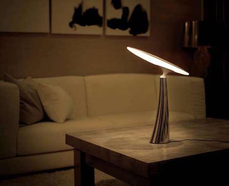 Sensor-Embedded Lamps