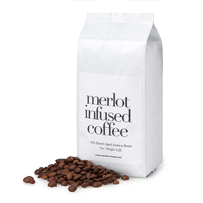 Alcoholic Coffee Beans