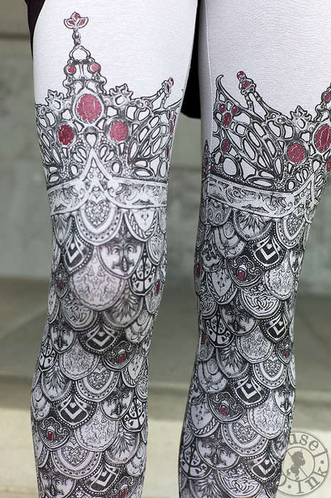 Whimsical Fairytale Leggings