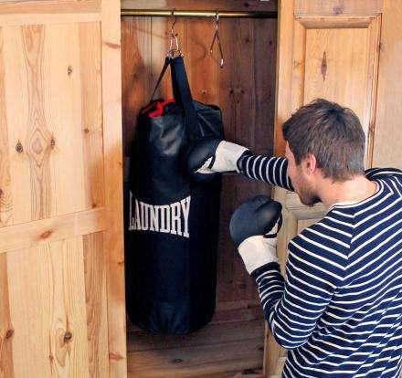 Boxing Home Decor
