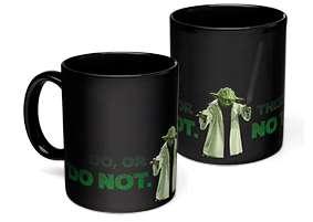 Galactic Heat-Changing Mugs