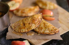Vegan Autumnal Empanadas - This Apple Cinnamon Empanadas Recipe is Full of Yummy Fall Flavors