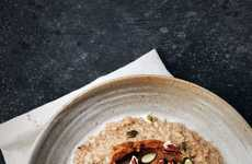 Superfood Pumpkin Porridges - This Healthy Quinoa Oatmeal Recipe is Infused with Earl Grey Tea