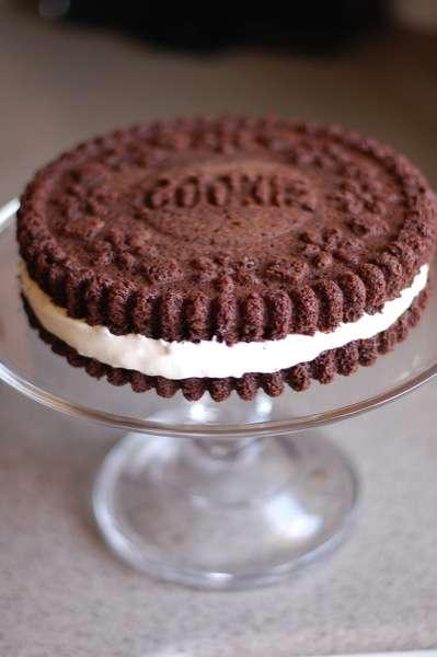 Gigantic Cookie Cakes