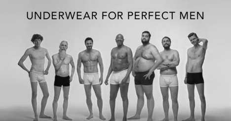 Body Positive Underwear Ads