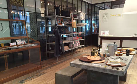 Curated Design Shops - 'Wanted Design' Opened Its First Retail Store in Brooklyn's Sunset Park