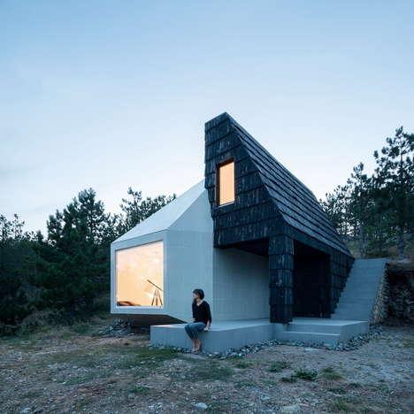 Hillside Mountain Homes