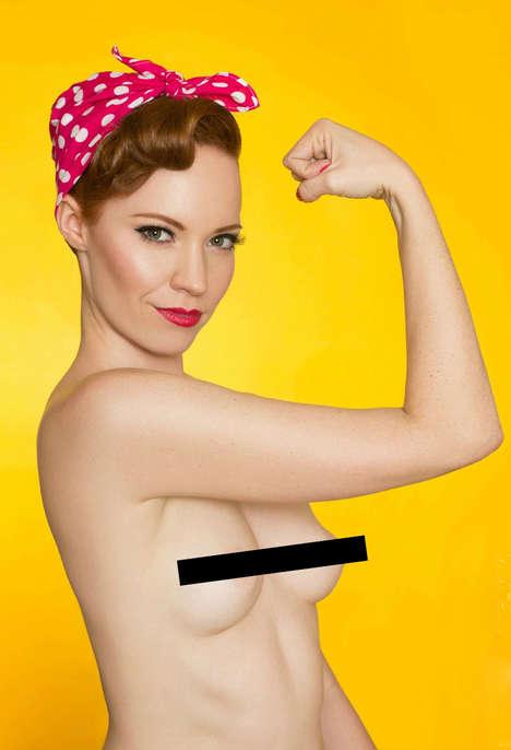 Empowering Mastectomy Portraits