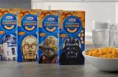 Intergalactic Pasta Ads - This Commercial Promotes Star Wars Mac and Cheese as a Collectors Item
