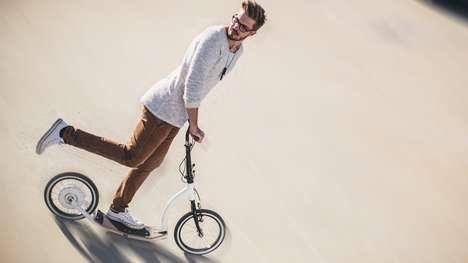 Electric Kick Bikes
