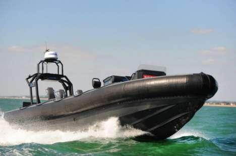 Retrofitted Autonomous Boat Systems